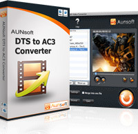 Aunsoft DTS to AC3 Converter for Mac Coupon 15% Off