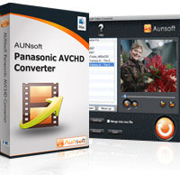15% off – Aunsoft Panasonic AVCHD Converter for Mac