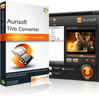 Aunsoft Tivo Converter – 15% Discount