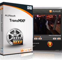 Aunsoft TransMXF for Mac – 15% Off