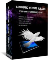 Automatic Website Builder – 15% Off