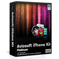 Aviosoft iPhone Kit Platinum Coupon 15% Off