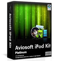 Aviosoft iPod Kit Platinum – 15% Off