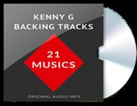 Backing Tracks Kenny G – MP3 Coupon