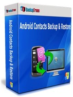 Exclusive Backuptrans Android Contacts Backup & Restore (Family Edition) Coupon