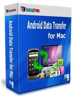 Backuptrans Android Data Transfer for Mac (Family Edition) Coupon Code
