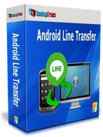 Backuptrans Android Line Transfer (Personal Edition) Coupons