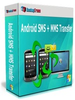 Backuptrans Android SMS + MMS Transfer (Personal Edition) Coupon