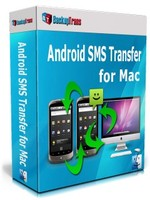 Backuptrans Android SMS Transfer for Mac (Personal Edition) Coupons
