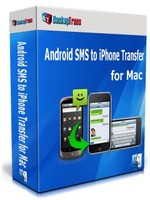Backuptrans Android SMS to iPhone Transfer for Mac (Personal Edition) Coupon Code