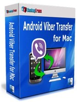 Backuptrans Android Viber Transfer for Mac (Family Edition) Coupon