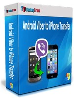 Unique Backuptrans Android Viber to iPhone Transfer (Personal Edition) Coupon Sale