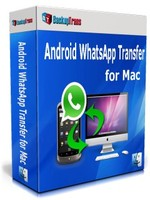 Backuptrans Android WhatsApp Transfer for Mac(Family Edition) Coupon