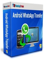 BackupTrans Backuptrans Android WhatsApp Transfer(Family Edition) Coupon