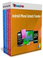 Backuptrans Android iPhone Contacts Transfer + (Personal Edition) Coupon Code