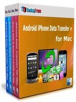 Backuptrans Android iPhone Data Transfer + for Mac (Business Edition) Coupon Code