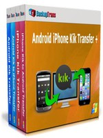 Backuptrans Android iPhone Kik Transfer + (Personal Edition) – Unique Coupons