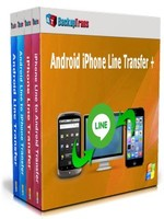 Backuptrans Android iPhone Line Transfer +(Family Edition) Coupon