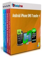 Backuptrans Android iPhone SMS Transfer + (Business Edition) Coupon Code