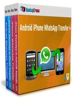 Special Backuptrans Android iPhone WhatsApp Transfer +(Personal Edition) Coupon Discount