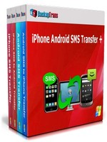 Backuptrans iPhone Android SMS Transfer + (Business Edition) Coupon