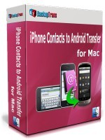 Backuptrans iPhone Contacts Backup & Restore for Mac (Family Edition) Coupon