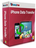 Backuptrans iPhone Data Transfer (Personal Edition) Coupon Code