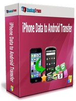 Backuptrans iPhone Data to Android Transfer (Personal Edition) – Special Coupons