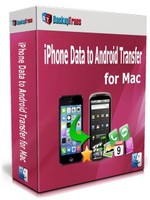 Backuptrans iPhone Data to Android Transfer for Mac (Family Edition) Coupon