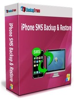 Backuptrans iPhone SMS Backup & Restore (Personal Edition) – Unique Coupon