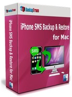 Secret Backuptrans iPhone SMS Backup & Restore for Mac (Family Edition) Coupon Discount
