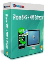Backuptrans iPhone SMS + MMS Extractor (Business Edition) Coupons