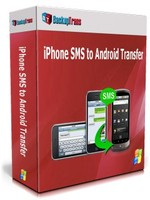 Backuptrans iPhone SMS to Android Transfer (Business Edition) Coupon