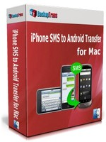 Backuptrans iPhone SMS to Android Transfer for Mac (One-Time Usage) Coupon