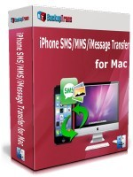Backuptrans iPhone SMS/MMS/iMessage Transfer for Mac (Family Edition) Coupon