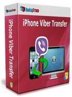 Backuptrans iPhone Viber Transfer (Personal Edition) Coupon