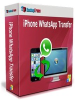 Backuptrans iPhone WhatsApp Transfer (Personal Edition) Coupon
