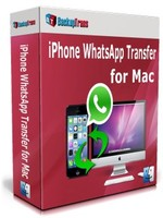 Backuptrans iPhone WhatsApp Transfer for Mac (Family Edition) Coupon