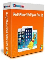 Backuptrans iPod/iPhone/iPad Space Free Up (Personal Edition) Coupon