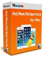 Secret Backuptrans iPod/iPhone/iPad Space Free Up for Mac (Personal Edition) Coupons
