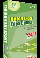 Window India – Batch Excel Files Binder Coupon Discount