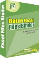 Batch Excel Files Binder Coupon