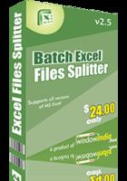 15% Batch Excel Files Splitter Coupon