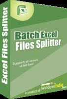 Batch Excel Files Splitter Coupon