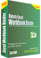 Batch Excel Workbook Binder Coupons