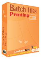 Batch Files Printing Coupons 15% Off