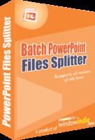 Batch PowerPoint Files Splitter Coupon Code