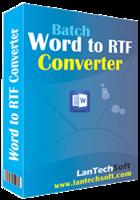 Batch Word to RTF Converter – Premium Discount