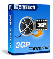 Bigasoft 3GP Converter Coupon – 30%