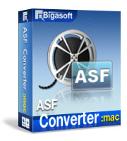 Bigasoft ASF Converter for Mac Coupon Code – 30% Off